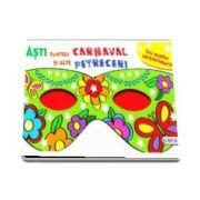 Masti pentru Carnaval si alte petreceri cu multe abtibilduri