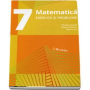 Matematica, exercitii si probleme pentru clasa a VII-a. Editia a II-a - 2017