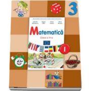 Matematica, manual pentru clasa a III-a, semestrul I - Contine editie digitala - Gabriela Barbulescu