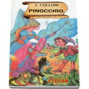 Pinocchio de C. Collodi (Colectia, cartile de aur ale copilariei)