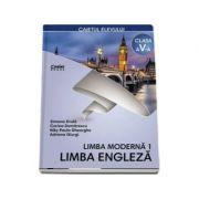 Limba engleza, limba moderna 1, caiet pentru clasa a V-a (Diana lonita)