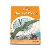 Family and Friends Readers 4 The Lost World - By Sir Arthur Conan Doyle