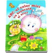 ABC-ul celor mici cu broscute si arici de Silvia Ursache
