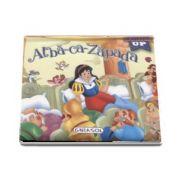 Alba-ca-Zapada - O poveste Pop-UP