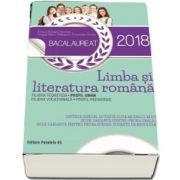 Dorica Nicolae Boltasu, Bacalaureat Limba si literatura romana 2018. Profil Uman, 110 teste dupa modelul M. E. N. (30 de variante pentru proba orala si 80 de variante pentru proba scrisa)