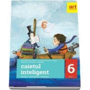 Caietul inteligent, pentru clasa a VI-a, semestrul al II-a. Literatura. Limba romana. Comunicare de Florin Ionita (Editia 2017)
