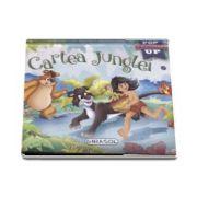 Cartea junglei - O poveste Pop-UP
