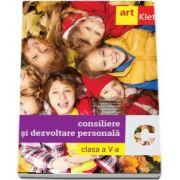 Consiliere si dezvoltare personala, manual pentru clasa a V-a de Ramona Buzgar