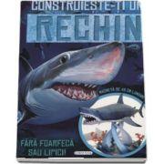 Construieste-ti un rechin. Fara foarfeca sau lipici - Macheta de 48 cm lungime