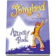 Curs de limba engleza Fairyland 5 Activity Book de Virginia Evans