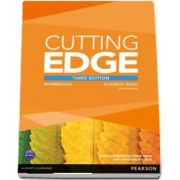 Cutting Edge Intermediate. Student book with DVD-ROM (Third edition) de Sarah Cunningham