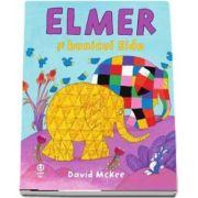 Elmer si bunicul Eldo - Editie Ilustrata de David McKee
