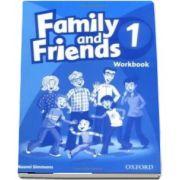 Family and Friends 1 - Workbook de Naomi Simmons