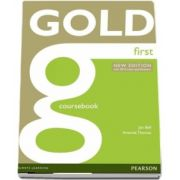 Gold First Coursebook - New Edition With 2015 Exam Specifications de Jan Bell