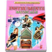 Instrumente muzicale - Sa cunoastem lumea impreuna! (Contine 16 cartonase cu imagini color) de Silvia Ursache