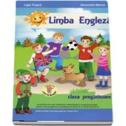 Limba Engleza, pentru clasa pregatitoare - Editia 2017 - Autori: Ligia Trusca si Alexandra Manea