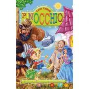 Carlo Collodi - Pinocchio (Editie ilustrata, 2015)