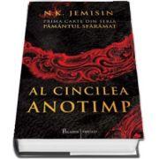 Al Cincilea Anotimp. Prima carte din seria Pamantul Sfarmat de N. K. Jemisin