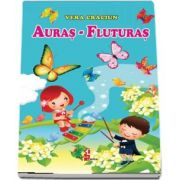 Auras-Fluturas de Vera Craciun (Editie ilustrata)