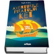 Aventurile piratului Ket de Alis Popa (Trofeul Arthur, Editia a III-a, Premiul pentru sectiunea 8-14 ani)