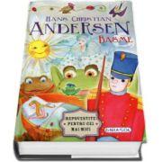 Basme de Hans Christian Andersen. Repovestite pentru cei mici