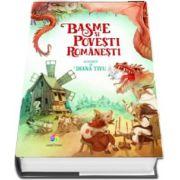 Basme si povesti romanesti - Ilustratii de Diana Tivu