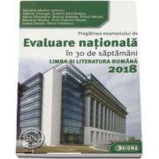 Mariana Mostoc, Evaluare Nationala Limba si Literatura Romana 2018. Pregatirea examenului de Evaluare Nationala in 30 de saptamani (40 de teste saptamanale)