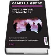 Gheata de sub picioarele ei - Intunecat. Incitant. Socant. de Camilla Grebe (Citeste thrillerul care-ti va taia rasuflarea!)
