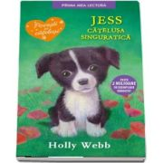 Jess, catelusa singuratica de Holly Webb