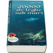 20000 de leghe sub mari de Jules Verne (Colectia, Cartile elevului smart)