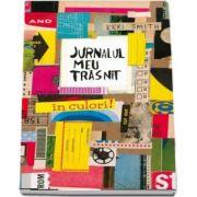 Jurnalul meu trasnit - In culori! de Keri Smith
