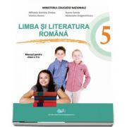 Limba si literatura romana, manual pentru clasa a V-a (Contine editie digitala) de Mihaela Daniela Cirstea