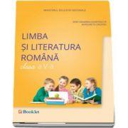 Limba si literatura romana, manual pentru clasa a V-a. Contine si editia digitala de Mimi Gramnea-Dumitrache
