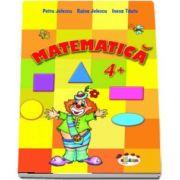 Matematica pentru Grupa mijlocie (+4 ani) de Petru Jelescu