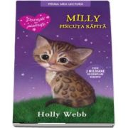 Milly, pisicuta rapita de Holly Webb