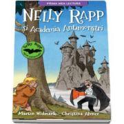 Martin Wildmark - Nelly Rapp si Academia Antimonstri de Martin Wildmark (Prima mea lectura)