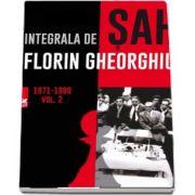 Florin Gheorghiu, Partide alese de sah - Volumul 2 (1971-1980)