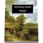 Poezii de Octavian Goga (Ilustratia copertei - John Constable, Carul cu fan)