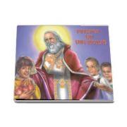 Povestea lui Mos Nicolae (Pliant cartonat)