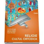 Religie cultul ortodox, manual pentru clasa a V-a de Cristina Benga (Contine editia digitala)
