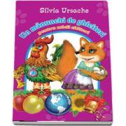 Un manunchi de ghicitori pentru micii cititori de Silvia Ursache (Editie ilustrata)