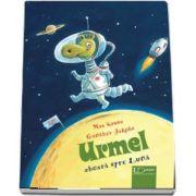 Urmel zboara spre Luna - Editie ilustrata de Gunther Jakobs
