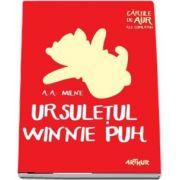 Ursuletul Winnie Puh de A. A. Milne - Colectia Cartile de aur ale copilariei