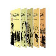 Constantin Chirita. Ciresarii, Volumele 1, 2, 3, 4, 5. Editie ingrijita de Diana Chirita cu Prefata de Oana Soare