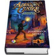 Addison Cooke si mormantul lui Genghis-Han de Jonathan W. Stokes