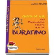 Buratino. Cheita de aur sau minunatele patanii ale lui Buratino - Colectia, cartile elevului smart, lectura pentru clasele I-VIII