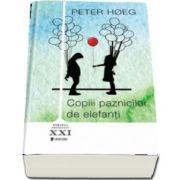 Copiii paznicilor de elefanti de Peter Hoeg