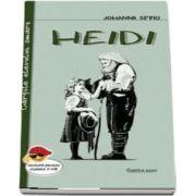 Heidi de Johanna Spyri - Colectia, cartile elevului smart