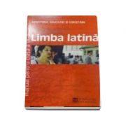 Limba latina. Manual. Clasa a IX-a (Stefana Pirvu)