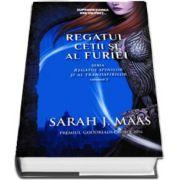 Regatul cetii si al furiei - Seria Regatul spinilor si al trandafirilor, volumul 2 de Sarah J. Maas